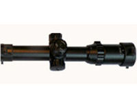 Lunette de chasse 1- 4 x 24  HUNTER 30 mm DIGITAL OPTIC